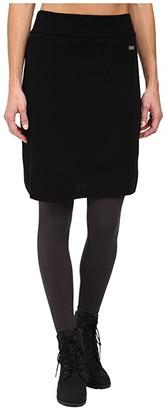 Dale of Norway Dale Skirt (Black) Women's Skirt