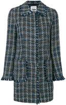 Twin-Set bouclé coat