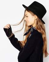 Asos Felt Panama Hat With Braid Braid Trim NEW IMPROVED FIT