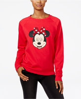 Freeze 24-7 Disney Minnie Mouse Sequin Graphic Sweatshirt