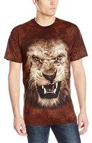 The Mountain Big Face Roaring Lion T-Shirt