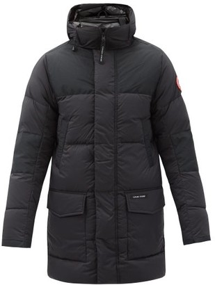 Canada Goose Armstrong Quilted-down Parka - Black
