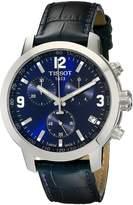 Tissot Men's TIST0554171604700 200 Analog Display Swiss Quartz Watch