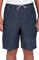 Volcom Toddler Boy's 'Static Stone' Fleece Shorts