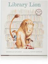 Random House Library Lion