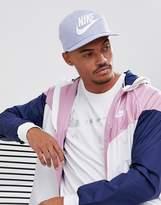 Nike Futura Snapback Cap In Grey 584169-033