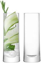 LSA International Gin Highball Glass - Set of 2