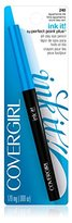 Cover Girl Ink It! By Perfect Point Plus Waterproof Eyeliner 240, .006 oz