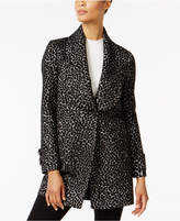 Kenneth Cole Shawl-Collar Walker Coat