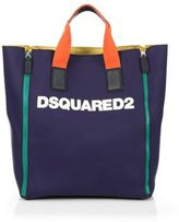 DSQUARED2 Rubber Logo Tote