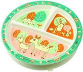 SugarBooger Divided Suction Plate, Baby Deer