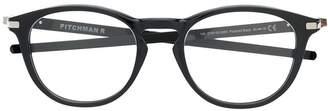 Oakley horn rimmed glasses