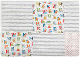Cath Kidston Animal Alphabet Patchwork Quilt