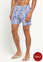 Pretty Green Caversham Paisley Shorts