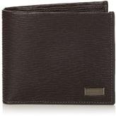 Salvatore Ferragamo Bi-fold Embossed-leather Wallet