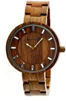 Earth Wood Women's Earth Branch Quartz Bracelet Watch, 44mm