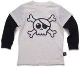 Nununu Infant Skull Patch T-Shirt
