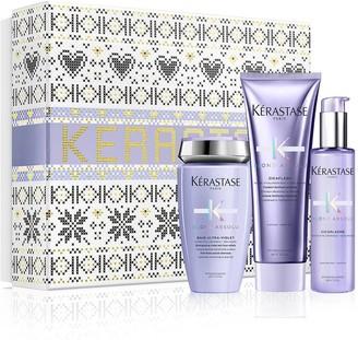 Kérastase Blond Absolu Luxury Gift Set For Lightened Hair