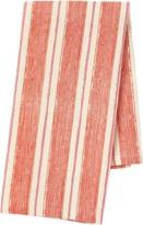 Pehr Designs Corsica Stripe Tea Towel Melon/Peony