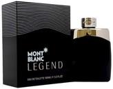 Montblanc Men's Mont Blanc Legend by Eau de Toilette Spray - 3.3 oz