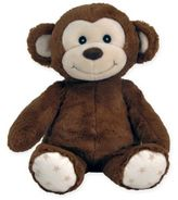 Cloud b Hugginz Monkey Plush in Brown