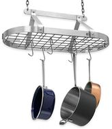 Enclume Decor Classic Stainless Steel Oval Pot Rack