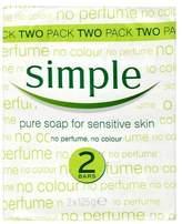 Simple Pure Soap 2 Bars