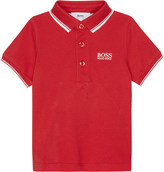 HUGO BOSS Classic cotton polo 6-36 months