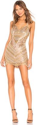 NBD X By X by Bono Embellished Mini Dress