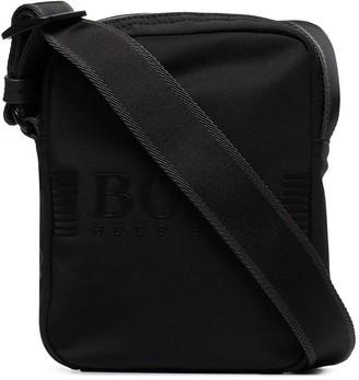 HUGO BOSS mini Pixel crossbody bag