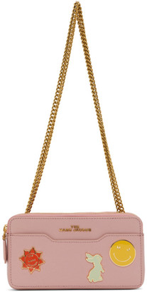 Marc Jacobs Pink Continental Chain Bag