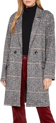 Sanctuary Carlyle Plaid Jacket