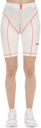 Heron Preston Stretch Techno Biker Shorts