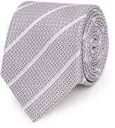 Reiss Weston Textured Silk Tie