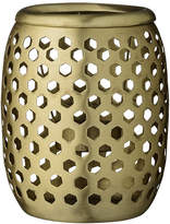 DAY Birger et Mikkelsen Brass Votive - Latticed with Holes - 10x12cm