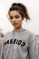 Spiritual Gangster Warrior Crop Hoody