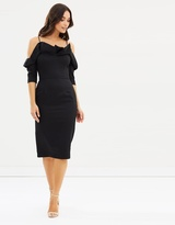 Cooper St Heidi Flounce Dress