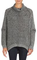 Saks Fifth Avenue Chunky Knit Turtleneck Sweater