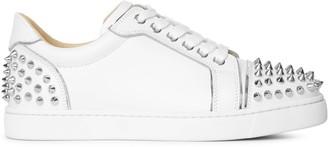 Christian Louboutin Vieira 2 white leather sneakers