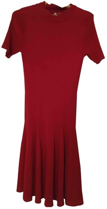 Adolfo Dominguez \N Red Dress for Women