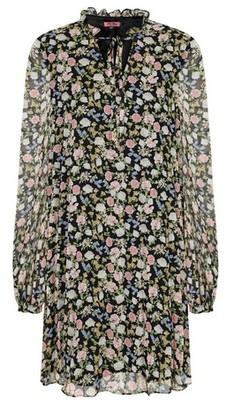 Dorothy Perkins Womens *Chi Chi Multi Colour Printed Shift Dress