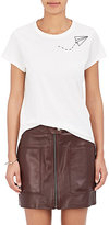 Rag & Bone Women's Kite-Embroidered Cotton T-Shirt