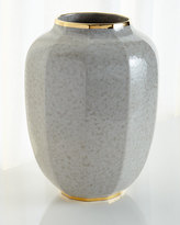 AERIN Mabel Geo Tall Vase