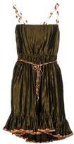 Galliano Short dress