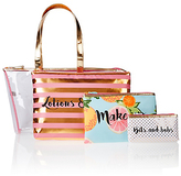 M&S Collection Outstanding Value 4 Piece Cosmetic Bag Set