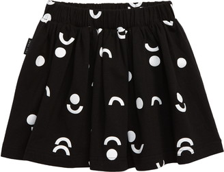 TINY TRIBE Shape Print Skirt