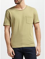 Gant Rugger Nep T-shirt, Pale Aloe