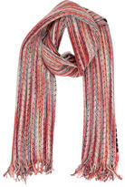 Missoni Striped Wool Scarf