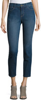 NYDJ Clarissa Skinny Ankle Jeans, Blue