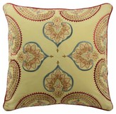 "Waverly Swept Away Decorative Pillow 18""X18"" Multicolor"